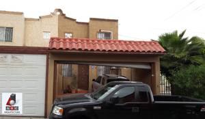 Estado Original de la Casa: Casas unifamiliares de estilo  por ARC ARQUITECTURA