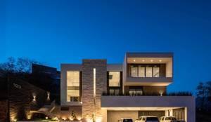 Casa GS: Casas de estilo  por Grupo Loop Construcción