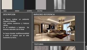 Casa Atizapan : Casas de estilo  por Arq. Vianey Pineda