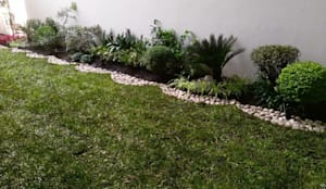 Proyecto Lanscape: Jardines de estilo  por Grupo Viesa