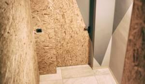 vano scala: Scale in stile  di Federica Rossi Interior Designer