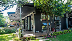 Dambuza home, Sandton:  Garden by TOP CENTRE PROPERTIES GROUP (PTY) LTD