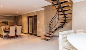 Ruimsig Country Estate:  Stairs by TOP CENTRE PROPERTIES GROUP (PTY) LTD