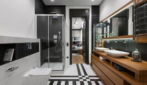 Хозяйский санузел в проекте Neoclassical Virility: Ванные комнаты в . Автор – V.Concept studio