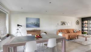 Eethoek:  Eetkamer door lab-R | architectenbureau