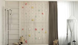 :  Дитяча кімната by U-Style design studio,