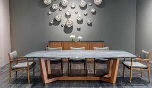 Italian Collection: Comedores de estilo  por Casa de las Lomas