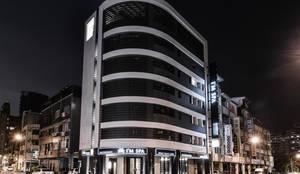 東方綺麗風華 | I'M SPA 會館 | 建築室內共同制作:  房子 by 竹村空間 Zhucun Design