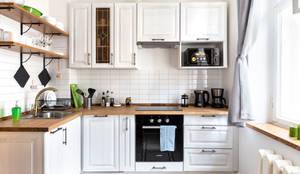 Квартира в скандинавском стиле: Кухни в . Автор – Tatiana Nikitina Photography