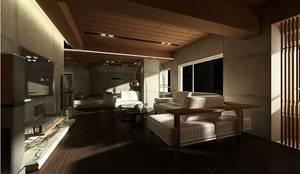 客廳圖示1:  客廳 by 鼎爵室內裝修設計工程有限公司