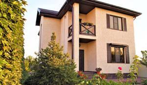 Частный дом: Дома в . Автор – студия  Александра Пономарева,