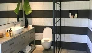 Bathroom Renovations:  Bathroom by Beton Haus (PTY) LTD
