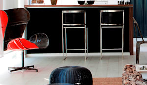 Living: Livings de estilo  por INFINISKI