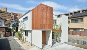 中庭が映える家 pickup: 空間工房株式会社が手掛けた一戸建て住宅です。