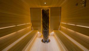 Çilek Spa Design  – Murat Erkul Sauna Yapımı:  tarz Sauna
