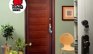 Modelo Kullu: Puertas principales de estilo  por Puertas y Blindajes