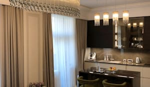 MULTIFORME® lighting for Desart Decor in Moscow: Столовые комнаты в . Автор – MULTIFORME® lighting