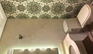Lavabo: Banheiros  por ABBITÁ arquitetura,Moderno