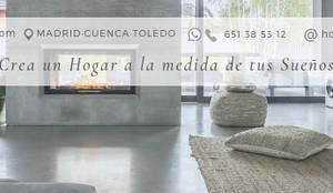 Estudio de Arquitectura Arte y Vida, de Patricia Huerta: Estudios y despachos de estilo  de Arte y Vida Arquitectura