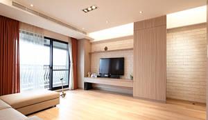 環環相扣:  地板 by 耀昀創意設計有限公司/Alfonso Ideas,