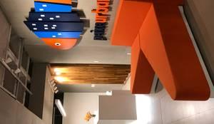 Recepção é a primeira impressão: Edifícios comerciais  por JBENARQ