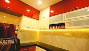 Kitchen Design Ideas:  Kitchen by Square 4 Design & Build