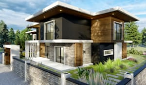 ANTE MİMARLIK  – Çanakkale - Villa:  tarz Villa, Modern