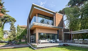 Fotógrafo de interiores para inmobiliarias en Barcelona: Casas unifamilares de estilo  de Fotointeriores S.L.