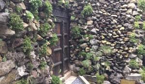 Vista 1: Jardines de estilo  por Huatan