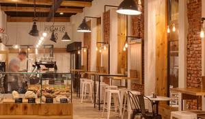 Cafetería: Bares y Clubs de estilo  de MEDITERRANEAN FUSION S.L.,