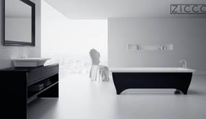 Badewanne Sentio I:  Messe Design von ZICCO GmbH - Waschbecken und Badewannen in Blankenfelde-Mahlow