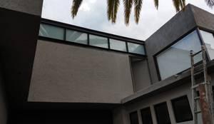 Remodelación San Ángel: Casas de estilo  por ADYC Arquitectos