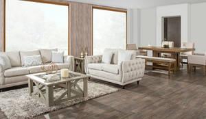 Medir espacios una regla de la decoración : Salas de estilo  por Muebles Dico