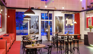 Filmhuis fiZi:  Bars & clubs door SET98,