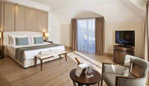 Hotels by KALYA İÇ MİMARLIK, Classic Wood Wood effect
