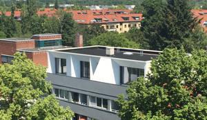 Kontraste :  Häuser von boehning_zalenga  koopX architekten in Berlin,