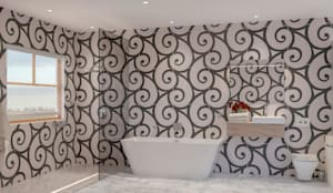 Before Bathroom:  Bathroom by Deborah Garth Interior Design International (Pty)Ltd,