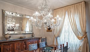 Dining room by MULTIFORME® lighting, Classic