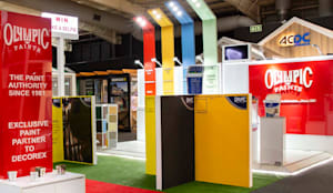 Exhibition centres by Sian Kitchener homify, Modern