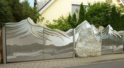 Edelstahl Atelier Crouse—Stainless Steel Atelier