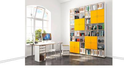 Gợi ý 10 mẫu tủ sách chi phí rẻ, dễ làm cho mọi không gian nhà ở