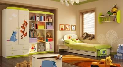 5 تصميمات لغرف أطفال ولا في الخيال!