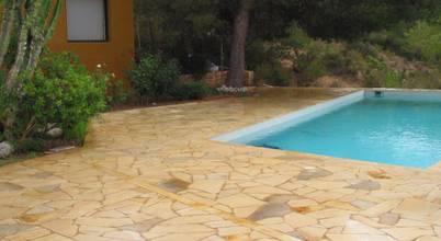 tipos de suelos que puedes poner en tu patio y se ver fabuloso