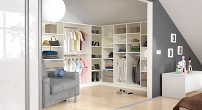 Methods to design a kick-ass closet!