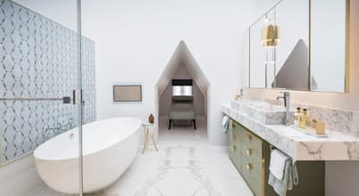 Get the look with these traditional bathroom ideas
