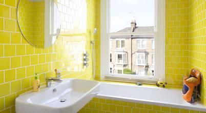 13 فكرة مُلهمة لألوان الحمامات