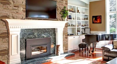 8 stone walls design ideas to enhance your interiors