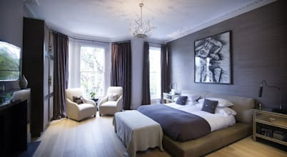 homify's best purple bedroom ideas