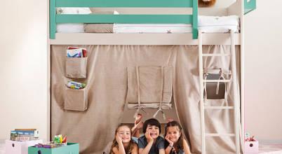 formas de aprovechar el espacio bajo la cama