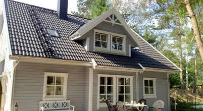 Akost GmbH  <q>Ihr Traumhaus aus Norwegen</q>